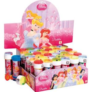 Flacon à bulles de savon Disney princesse