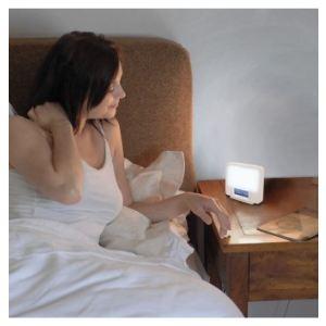 Lumie Zest - Lampe de luminothérapie et simulateur d'aube