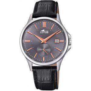 Lotus L18424 - Montre pour homme avec bracelet en cuir