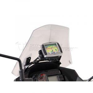 Sw-motech Support GPS QUICK-LOCK noir Kawasaki Versys 1000 12-14