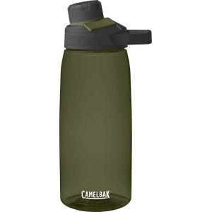 Camelbak Chute Mag 1L Gourde Bouteilles d'eau, Mixte, Chute Mag 1L Trinkflasche, Olive