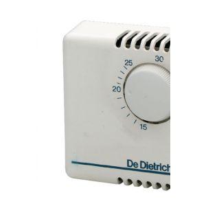 De Dietrich Thermostat dAmbiance Filaire Contact sec On-Off AD 140 Compatible toutes chaudières