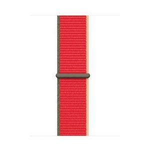 Apple Accessoires Montres / Bracelets connectés Boucle Watch Sport (PRODUCT)RED 44 mm