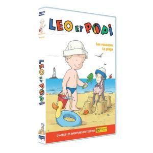 Léo et Popi - Volume 3 : Les Vacances, La Plage