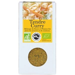 Florisens Fleurs d'Epices Tendre Curry Bio 40g