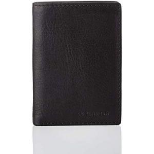 Le Tanneur Porte-cartes TRA-3514 Noir