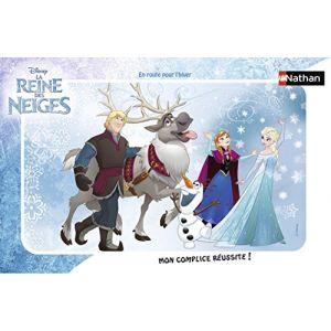Nathan Puzzle En route pour l'hiver La Reine des Neiges (15 pièces)