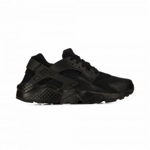 Nike Huarache Run (GS), Chaussures de Running Mixte Enfant, Noir Black, 37.5 EU