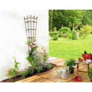 Intermas Gardening 170285 - Treillis Royal en métal 0,61 x 1,50 m
