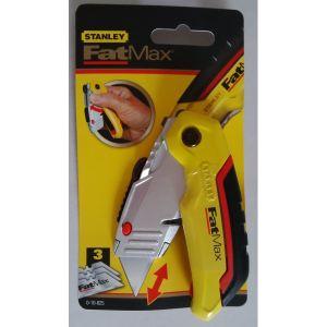 Stanley 0-10-825 - FatMax Couteau Rétractable Pliable