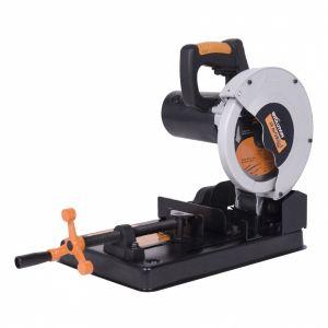 Evolution power tools RAGE4 - Scie Tronçonneuse multi-matériaux 1250W lame carbure 185mm