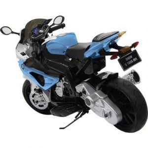 Jamara Véhicule enfant Ride-on moto BMW S1000RR bleu