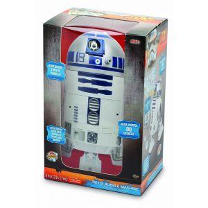 Modelco Machine à bulles R2D2 Star Wars (avec son et lumières)