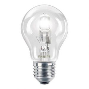 Philips lighting PHILIPS 925693044202 AMPOULE ECO-HALOGÈNE STANDARD - CULOT E27 - 42 WATTS CONSOMMÉS - EQUIVALENCE INCANDESCENCE : 55W