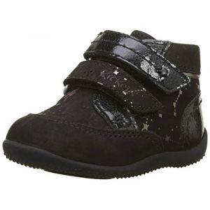 Kickers Boots enfant BILIANA Noir - Taille 18,19,22
