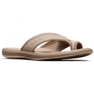 Columbia Femme Sandales, KEA II, Taille 39, Beige (Ancient Fossil, Wet Sand)