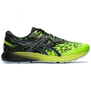 Asics Dynaflyte 4, Running Shoe Mens, Black/Safety Yellow