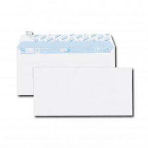 Gpv 514 - Enveloppe Every Day 110x220, 75 g/m², coloris blanc - paquet de 100