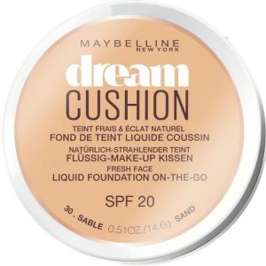 Maybelline Dream Cushion 30 sable Nu - Fond de teint