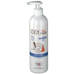 1001 Vies Protection lait de toilette bio 400 ml