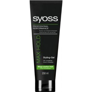Syoss Styling Gel - Gel pour cheveux Max Hold