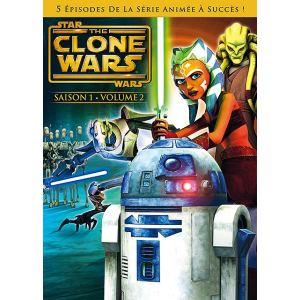 Star Wars : The Clone Wars - Saison 1, Volume 2