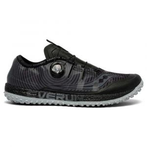 Saucony Trail running Switchback Iso - Black / Grey - Taille EU 44