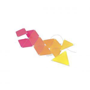 Nanoleaf Panneaux lumineux Shapes Triangles Kit -15PK