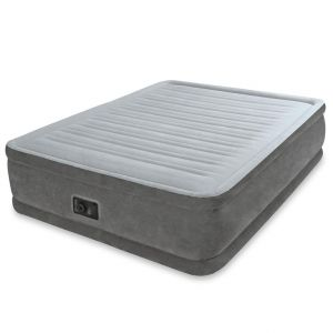Intex Comfort Plush Elevated Airbed Queen - Matelas gonflable