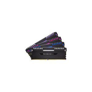 Corsair Vengeance RGB Series 64 Go (4x 16 Go) DDR4 3733 MHz CL17 - CMR64GX4M4K3733C17