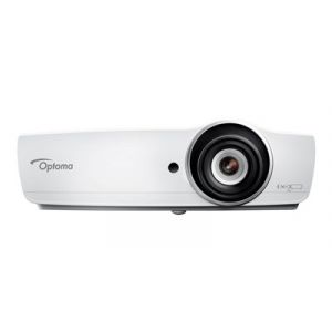 Optoma EH470 - Projecteur DLP portable 3D 5000 lumens Full HD (1920 x 1080) 16:9 HD 1080p