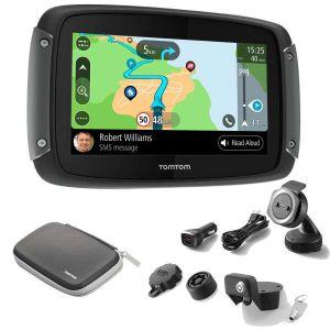 TomTom Rider550 Premium Pack - GPS moto
