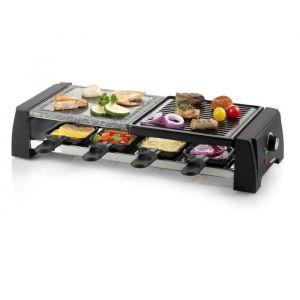 Domo DO9190G - Appareil à raclette pour 8 personnes