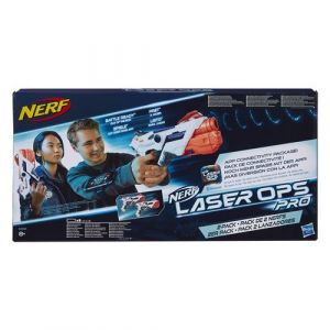 Image de Hasbro Nerf Laser Ops Alphapoint Pro Two Pack
