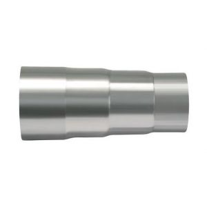 Reducteur Echappement Inox - L160 - D63.5 vers 50mm