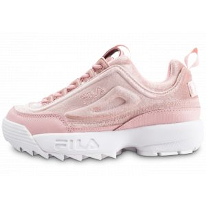 FILA Chaussures Disruptor 2 Premium Velours Femme Autres - Taille 38,39,40,41,37 1/2,38 1/2