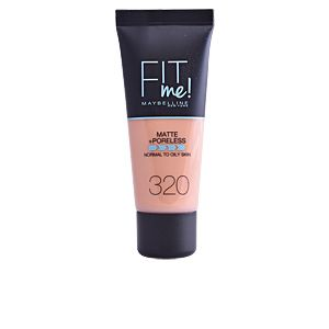 Maybelline Fit me matte poreless 320