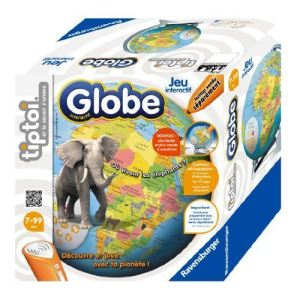 Ravensburger Tiptoi : Globe interactif