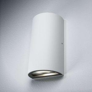 Ledvance Endura Style UpDown LED | Applique Extérieure | Blanc | 32 cm x 22 cm | 132 Watts - 710 Lumens | Blanc Chaud 3000K | Etanche IP44