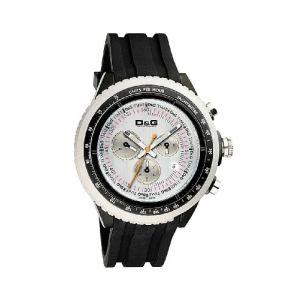 Dolce & Gabbana DW0380 - Montre pour homme Quartz Chronographe