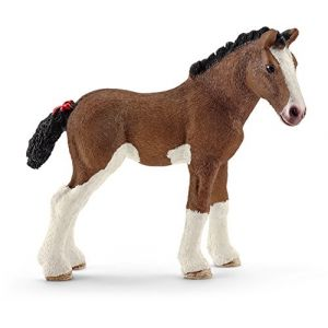 Schleich 13810 - Poulain Clydesdale