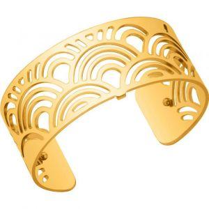 Les Georgettes Bracelet Poisson Or Medium