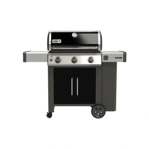 Weber Barbecue à gaz Genesis II E-315 coloris noir 137 x 73 x 114 cm