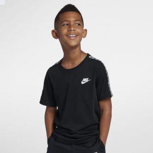 Nike Tee-shirt Sportswear pour Enfant plus âgé - Noir - Taille M