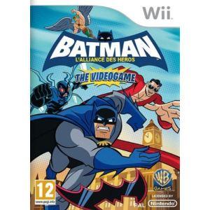 Batman : L'Alliance des Héros - Le Jeu Vidéo [Wii]