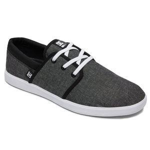 DC Shoes Haven TX Se - Shoes - Baskets - Homme - US 10/UK 9/EU 43 - Gris