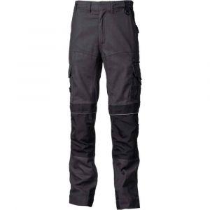 Euro Protection COVERGUARD - Pantalon Smart Canvas gris S - 8SMTGS