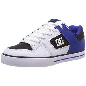 DC Shoes Chaussures de Skate PURE M SHOE IBB blanc - Taille 39