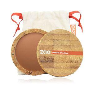 Zao MakeUp Terre cuite chocolat 344