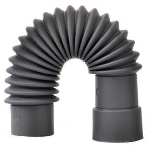 GIRPI Manchon à coller en PVC Femelle/Femelle D50